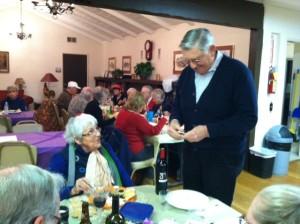 Community Dinner Program